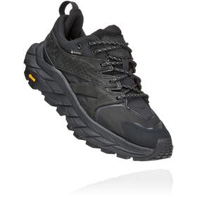 Hoka One One Anacapa GTX Low Shoes Women, negro